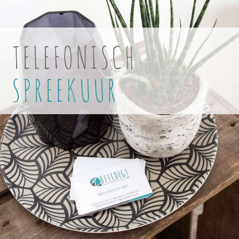 Praktijk Beeldig - telefonisch spreekuur